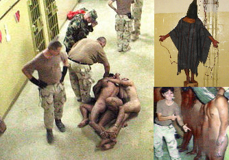 Abuse of Iraqi POWs by US troops
